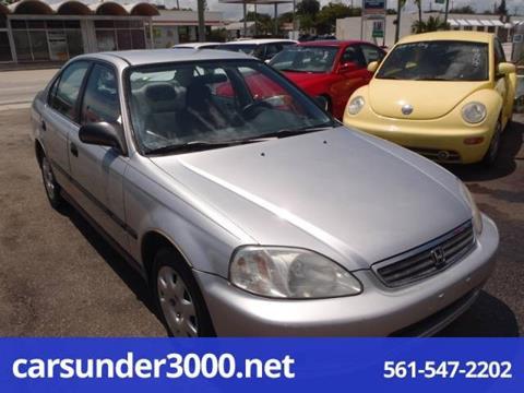 1999 Honda Civic for sale in Lake Worth, FL