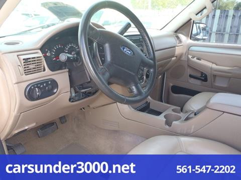 2004 Ford Explorer for sale in Lake Worth, FL