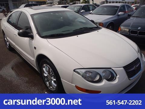 2004 Chrysler 300M for sale in Lake Worth, FL