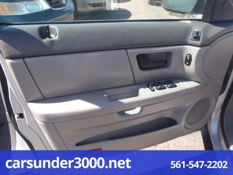 2005 Mercury Sable for sale in Lake Worth, FL