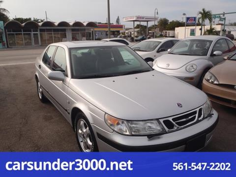 2001 Saab 9-5 for sale in Lake Worth, FL