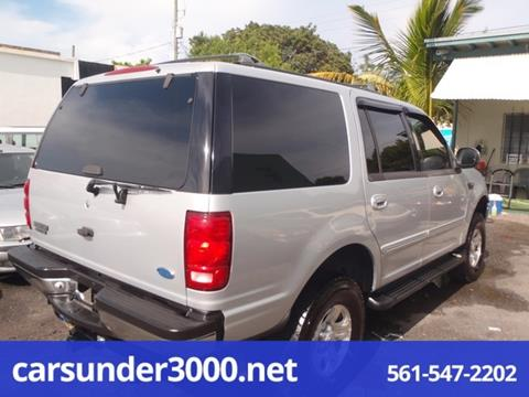 1997 Ford Expedition for sale in Lake Worth, FL