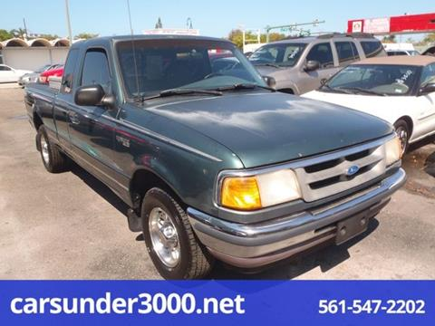 1995 Ford Ranger for sale in Lake Worth, FL