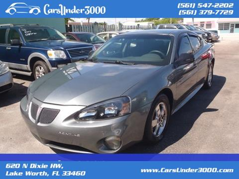 2005 Pontiac Grand Prix for sale in Lake Worth, FL