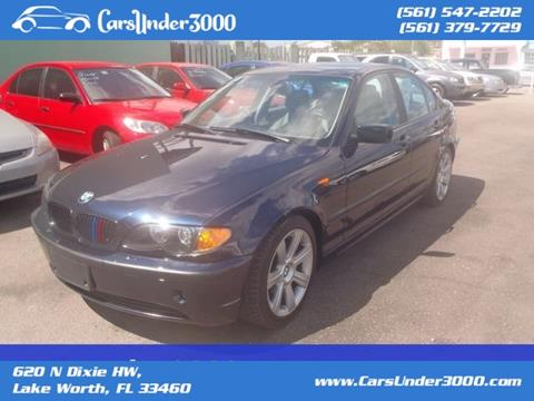 Cars For Sale in Lake Worth, FL - Cars Under 3000