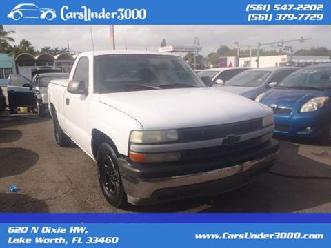 Pickup Truck For Sale in Lake Worth, FL - Cars Under 3000
