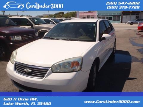 2007 Chevrolet Malibu Maxx for sale in Lake Worth, FL