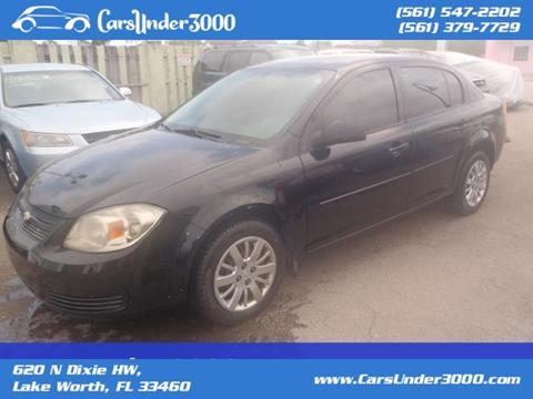2010 Chevrolet Cobalt for sale in Lake Worth, FL