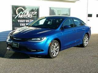 2016 Chrysler 200 for sale in Caribou, ME