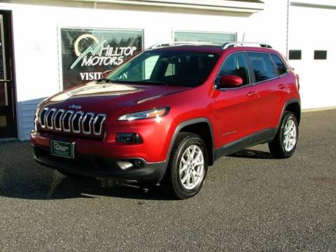 2014 Jeep Cherokee for sale in Caribou, ME