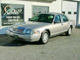 2008 Mercury Grand Marquis for sale in Caribou, ME
