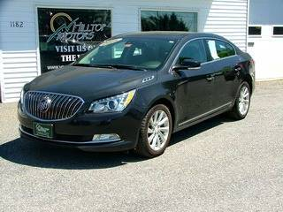 2015 Buick LaCrosse for sale at HILLTOP MOTORS INC in Caribou ME