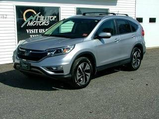 2015 Honda CR-V for sale at HILLTOP MOTORS INC in Caribou ME