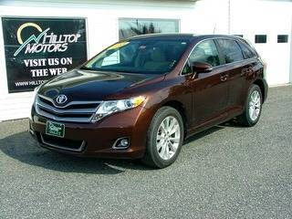 2014 Toyota Venza for sale at HILLTOP MOTORS INC in Caribou ME