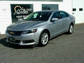 2014 Chevrolet Impala for sale at HILLTOP MOTORS INC in Caribou ME