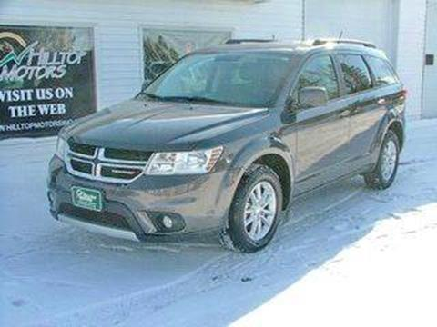 2015 Dodge Journey for sale at HILLTOP MOTORS INC in Caribou ME