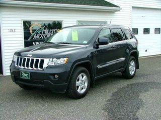 2013 Jeep Grand Cherokee for sale at HILLTOP MOTORS INC in Caribou ME