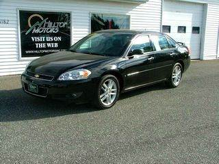 2008 Chevrolet Impala for sale at HILLTOP MOTORS INC in Caribou ME