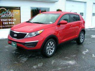2014 Kia Sportage for sale at HILLTOP MOTORS INC in Caribou ME