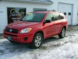 2011 Toyota RAV4 for sale at HILLTOP MOTORS INC in Caribou ME