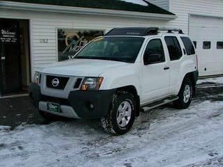 2009 Nissan Xterra for sale at HILLTOP MOTORS INC in Caribou ME