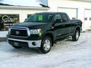 2010 Toyota Tundra for sale at HILLTOP MOTORS INC in Caribou ME