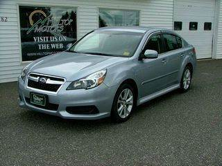 2014 Subaru Legacy for sale at HILLTOP MOTORS INC in Caribou ME