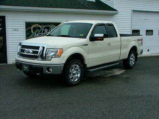 2009 Ford F-150 for sale at HILLTOP MOTORS INC in Caribou ME
