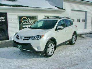 2013 Toyota RAV4 for sale at HILLTOP MOTORS INC in Caribou ME