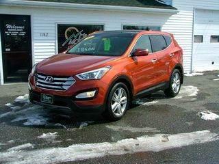2013 Hyundai Santa Fe Sport for sale at HILLTOP MOTORS INC in Caribou ME