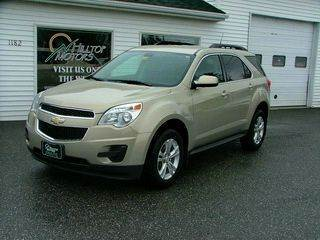 2011 Chevrolet Equinox for sale at HILLTOP MOTORS INC in Caribou ME