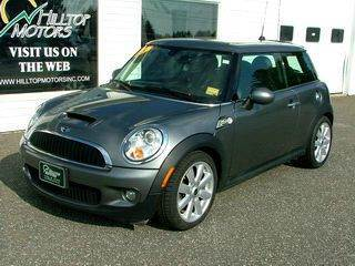 2008 MINI Cooper for sale at HILLTOP MOTORS INC in Caribou ME