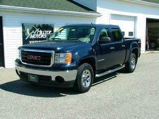 2008 GMC Sierra 1500 for sale at HILLTOP MOTORS INC in Caribou ME
