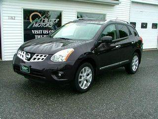 2012 Nissan Rogue for sale at HILLTOP MOTORS INC in Caribou ME