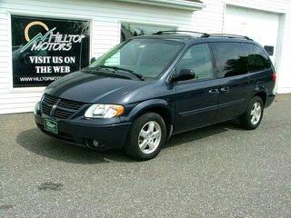 2007 Dodge Grand Caravan for sale at HILLTOP MOTORS INC in Caribou ME