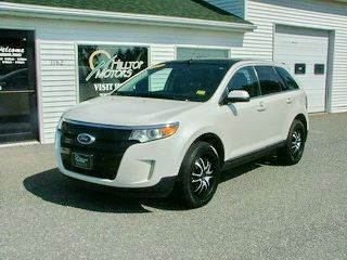 2013 Ford Edge for sale at HILLTOP MOTORS INC in Caribou ME