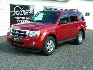 2012 Ford Escape for sale at HILLTOP MOTORS INC in Caribou ME