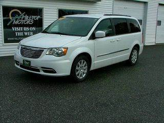 2014 Chrysler Town and Country for sale at HILLTOP MOTORS INC in Caribou ME