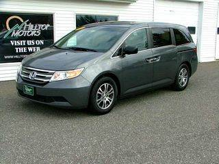 2011 Honda Odyssey for sale at HILLTOP MOTORS INC in Caribou ME