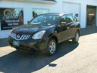 2013 Nissan Rogue for sale at HILLTOP MOTORS INC in Caribou ME