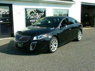 2013 Buick Regal for sale at HILLTOP MOTORS INC in Caribou ME