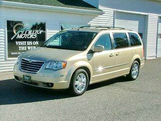 2010 Chrysler Town and Country for sale at HILLTOP MOTORS INC in Caribou ME