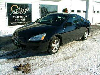 2005 Honda Accord for sale at HILLTOP MOTORS INC in Caribou ME