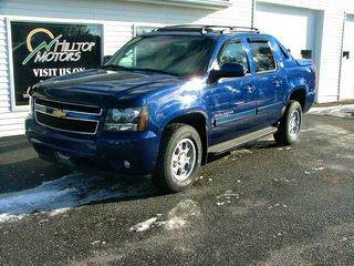 2013 Chevrolet Black Diamond Avalanche for sale at HILLTOP MOTORS INC in Caribou ME