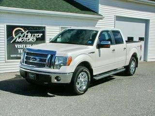 2010 Ford F-150 for sale at HILLTOP MOTORS INC in Caribou ME