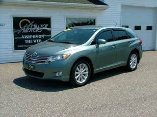 2012 Toyota Venza for sale at HILLTOP MOTORS INC in Caribou ME