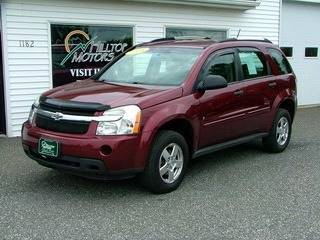 2008 Chevrolet Equinox for sale at HILLTOP MOTORS INC in Caribou ME