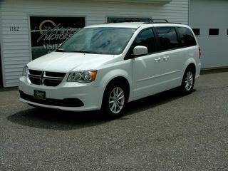 2016 Dodge Grand Caravan for sale in Caribou, ME