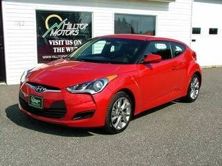 2016 Hyundai Veloster for sale in Caribou, ME