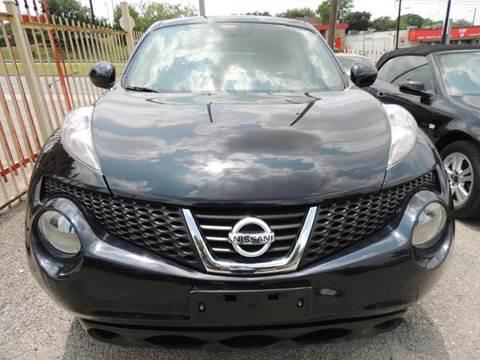 2014 Nissan JUKE for sale in San Antonio, TX